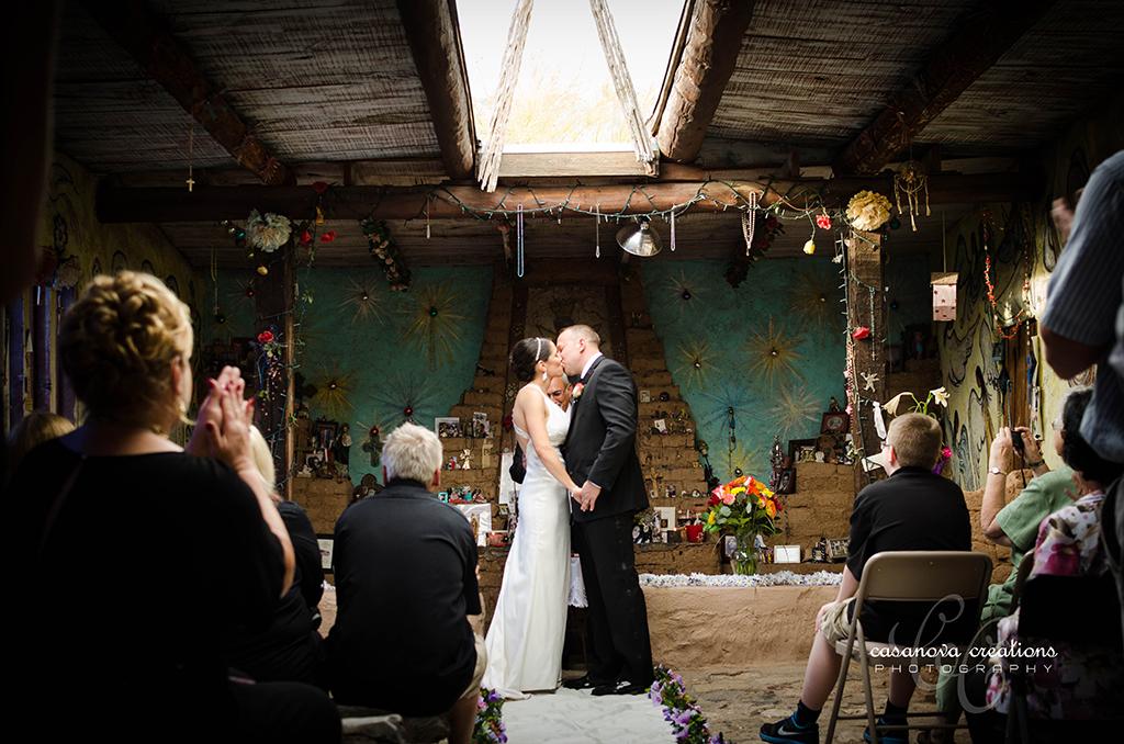 Jessica Kory Degrazia Wedding Tucson Photographer Affordable Couple Pose Degraziachapel Small Spanish Arizona